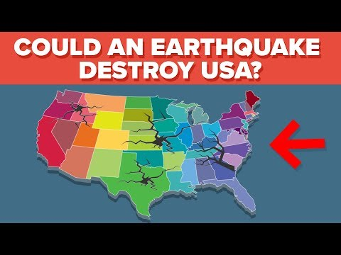 Could an Earthquake Destroy USA - Biggest Earthquakes Ever