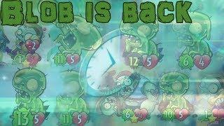Blob is back, and it's Winning Fast! - Top Tier SB Blob - Pvz Heroes