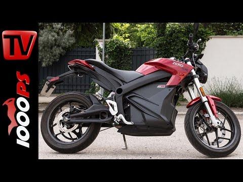 Zero SR 2016 Test | Details, Fahrverhalten, Preis