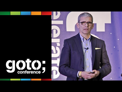 GOTO 2016 • Business 4.0 • Ade McCormack