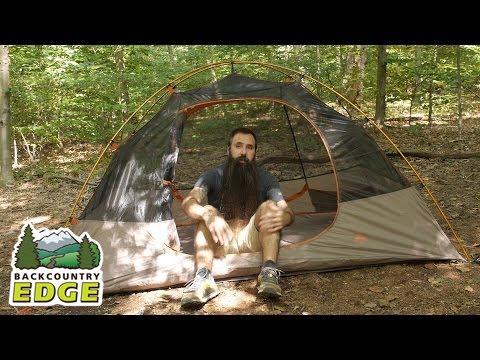 Kelty Teton 2 3-Season Backpacking Tent & Kelty Teton 2 3-Season Backpacking Tent - YouTube