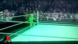 Marcianito 100% Real No Fake En La WWE