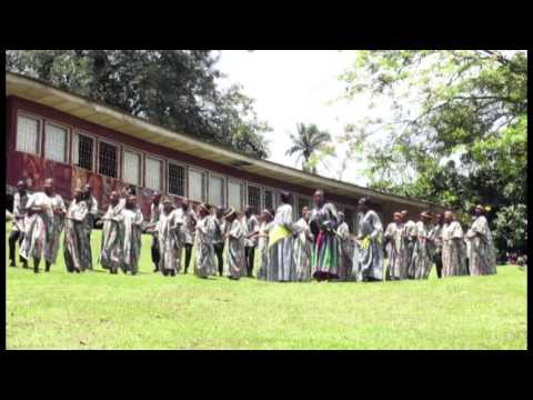 Bakweri Medley - The Glorious Voices (the University of Yaou
