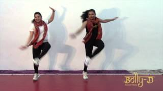 Bollywood Dance Workout - Besharam (Remix from Bollywood movie Besharam) Home Workout, Choreography