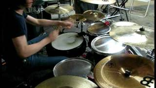 August Burns Red - The Eleventh Hour drum cover