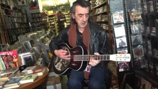 Richard Taylor sings Bob Fryfogle