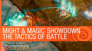 Might and Magic® Showdown: The Tactics of Battle