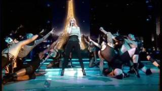 Kylie Minogue - Red Blooded Woman [Body Language Live]