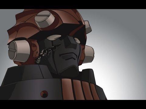 GR Anime Review: The Big O
