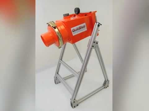 Quickshot | Lateral Lining Inversion Equipment | CIPP