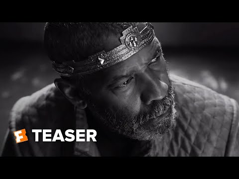The Tragedy of Macbeth Teaser (2021) | Movieclips Trailers