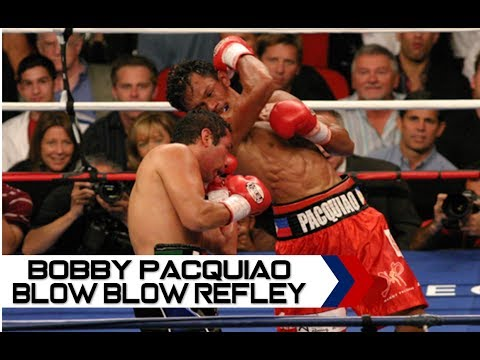 Bobby Pacquiao Blow Blow Refley | Pacquiao Velasquez | Post fight Interview