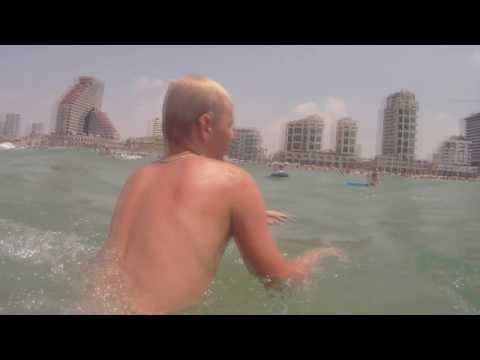 Beach Tel Aviv Onderwater
