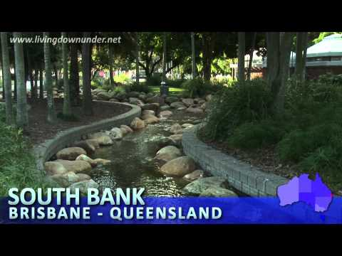 South Bank Brisbane Australia - The city with a beach in its heart