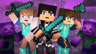 - THE FALL Minecraft Animation Avalon