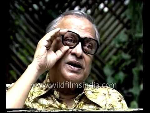 Bengali actor Anil Chatterjee speaks about Satyajit Ray
