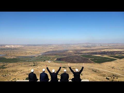 كيف استقبل السوريون والإسرائيليون تصريح ترامب حول السيادة في الجولان المحتل؟…  - نشر قبل 6 ساعة