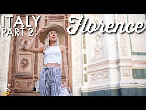 EatMoveRest In Italy, Part 2: Foodies In Florence *Plant-based, Vegan Travel*