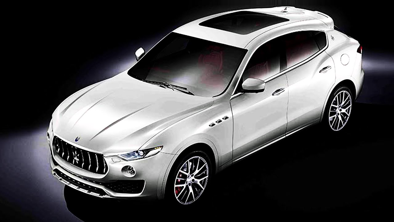 Maserati Levante Suv To Launch In India In January Youtube