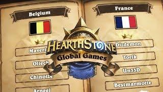 France vs Belgique aux HGG avec Vinz et Odemian !