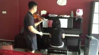 Jesu Joy of Man's Desiring (Violin & Piano)