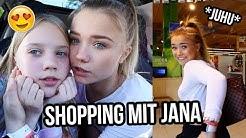 SHOPPING DAY WIS DE SISTER JANA it was amazing (und verstörend)