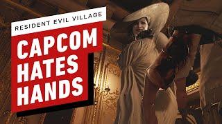Resident Evil Village: Capcom ODIA le mani di Ethan