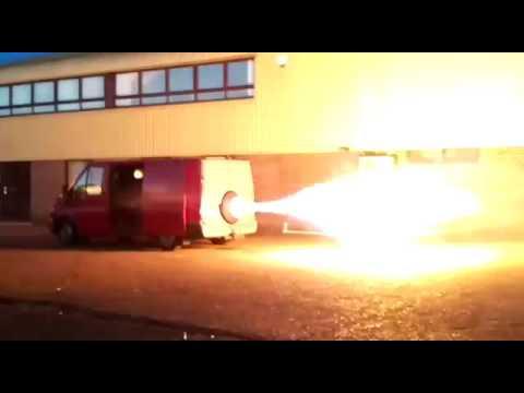 Jet Van Rolls Royce Viper 2
