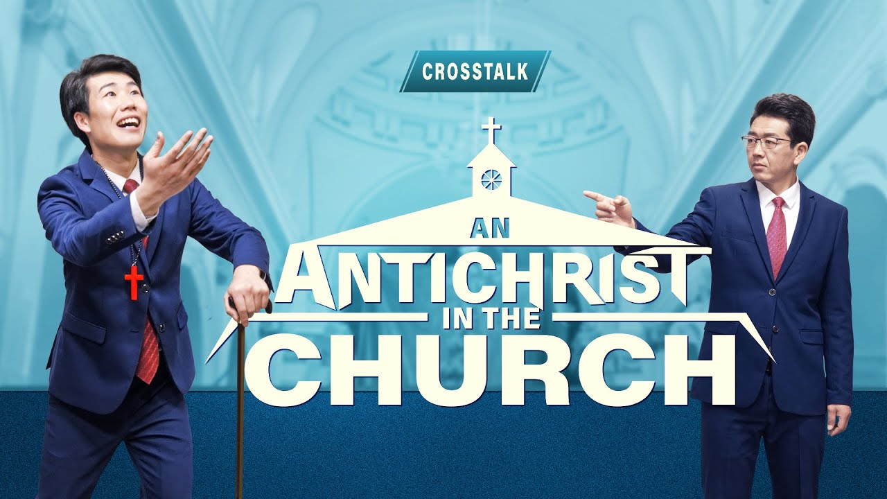 """Christian Crosstalk """"An Antichrist in the Church""""
