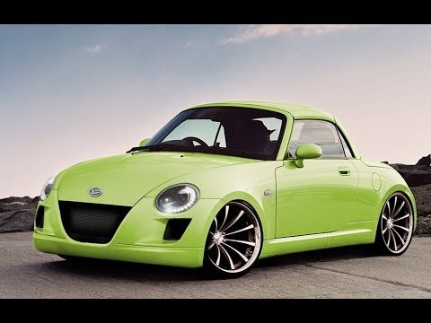 virtual tuning daihatsu copen 91 youtube. Black Bedroom Furniture Sets. Home Design Ideas