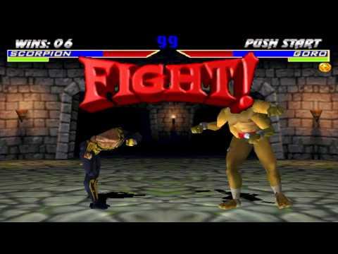 Mortal Kombat 4 Pc With Original Sound - Dos Game