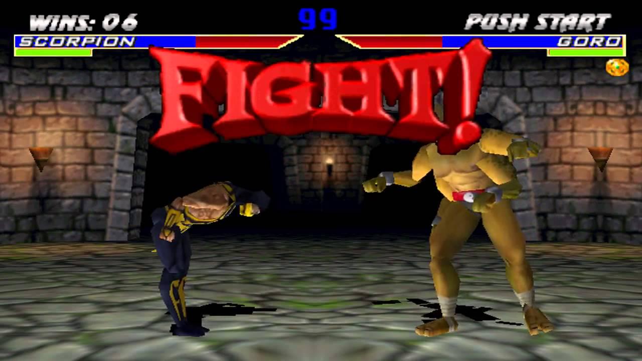 Mortal kombat 4 pc windows 10 | Free Download Mortal Kombat