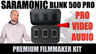 Saramonic Blink500 Pro B2 - A Premium Wireless Mic Kit Review