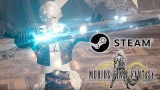 สตรีม Mobius Final Fantasy เก็บเวลใหม่ น่าจะไฉไลขึ้น (PC, Steam)