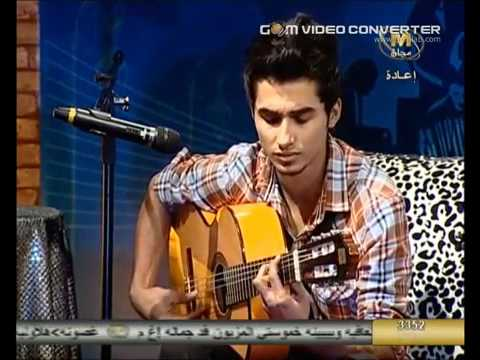 Haitham Rafi || latest sensation || Oman singer|| guitar song arabic twist