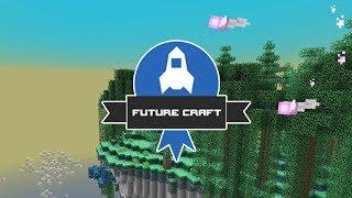 [GEJMR] FutureCraft - ep 119 - Auto-crafting bloků a návrat pro Pixie (růžovku)