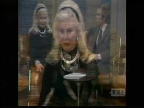 Ginger Rogers on The Dick Cavett Show, 4/4/71