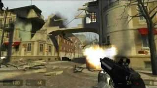 Half-life 2 - Striders