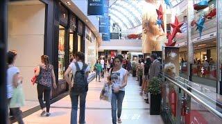 Los shoppings con alto nivel de ventas en una jornada de descuentos de hasta el 50 por ciento