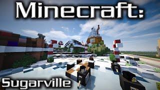 Minecraft:  Xmas Comp - Sugarville (by Manoah)