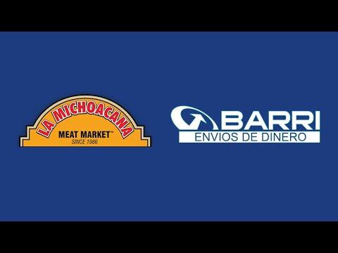 La Michoacana Meat Market Y Barri Envíos De Dinero