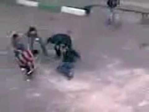 Iranian Police Sniper Shoots at Civilians in Tehran 7/20/09