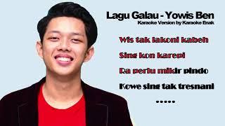 Lagu galau - yowis ben karaoke version ...