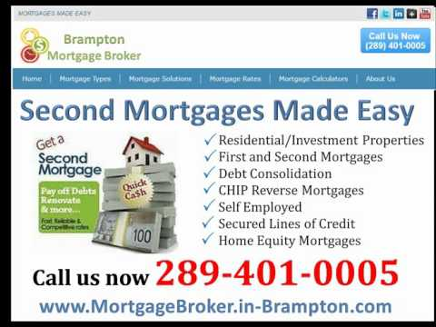 second-mortgages-mississauga