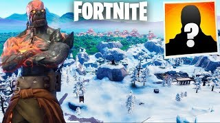 Fortnite We Unlocked The New Snowfall Skin! (Fortnite New Update)