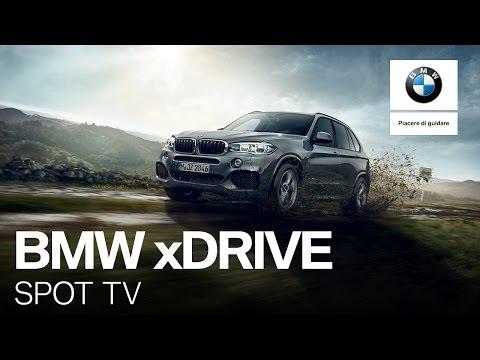Uscite a divertirvi con BMW xDrive – Il nuovo spot.