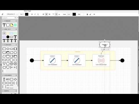 Using Learning Environment Modeling Language (LEML)