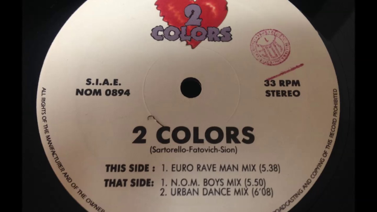 2 Colors Music Of My Life Youtube