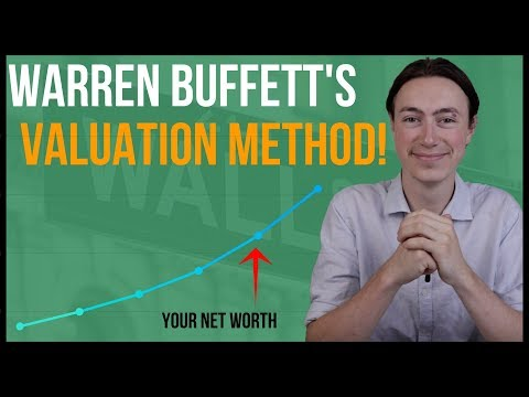 Calculate Intrinsic Value Like Warren Buffett! | Warren Buffett's Valuation Method