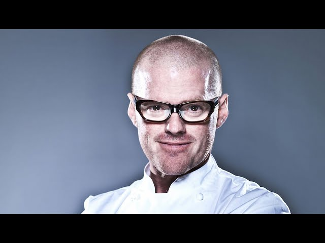 Heston Blumenthal Talks Tech In The Kitchen - BBC Click